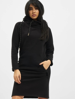 Just Rhyse Easton Hoody Dress Anthracite