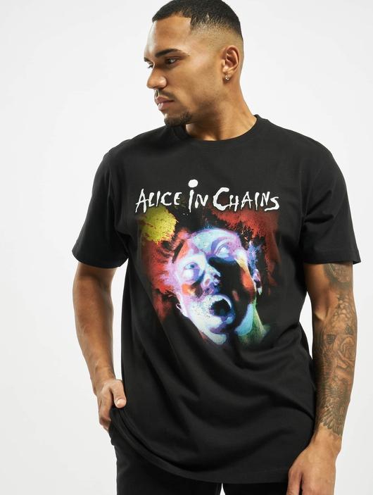 Merchcode Alice In Chains Facelift T-Shirt Black image number 0