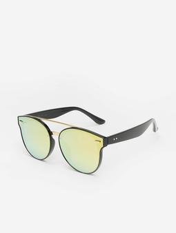 MSTRDS Sunglasses Black/Golden
