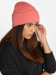 Flexfit Heavyweight Beanie Coral image number 1