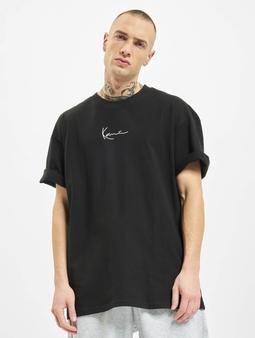 Karl Kani Signature T-Shirt Black/Red/White