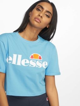 Ellesse Alberta T-skjorter blå