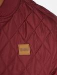 Urban Classics Diamond Quilt Nylon Lightweight Jackets image number 4