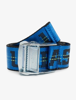 Urban Classics Worker Belt Black/Blue/Frozenyellow