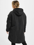 Urban Classics Ladies Long Oversized Pull Over Winter Jackets image number 1