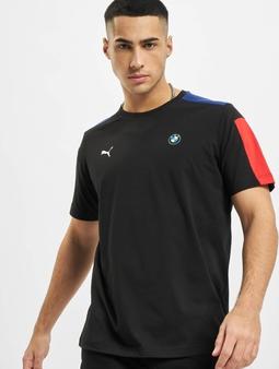 Puma BMW MMS T7 T-Shirt Black