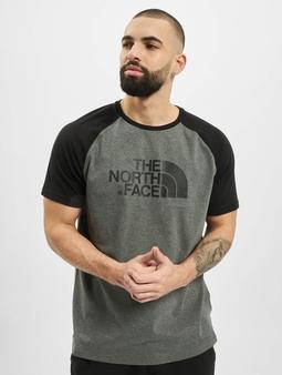 The North Face Raglan Easy T-skjorter grå