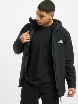 Adidas Originals BSC 3-Stripes Rain Jacket