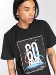 Mister Tee Nasa 60th Anniversary T-Shirt Black image number 1