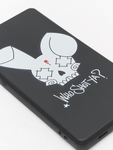 Who Shot Ya? Bunny Logo Huawei Case Black image number 5