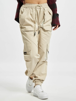 Sixth June S Cargo Pants Beige