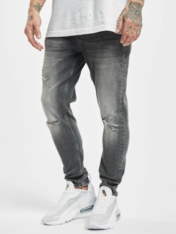 2Y Jo Slim Fit Jeans Grey