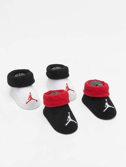 Jordan Jumpman Color Blocked Bootie 2 Pack Socks