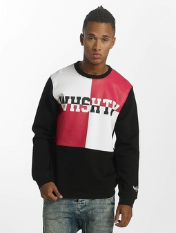 Who Shot Ya? Crew Neck Black