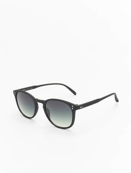 Merchcode Arthur Youth Sunglasses Black/Green