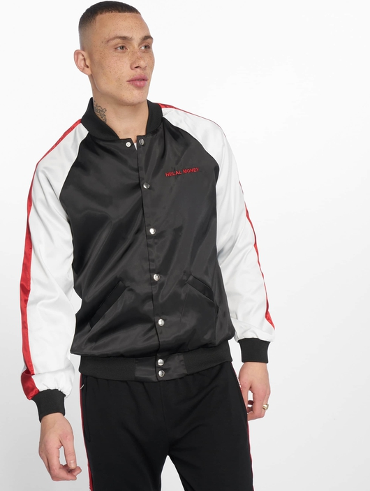 Helal Money Jacket Black/White image number 2