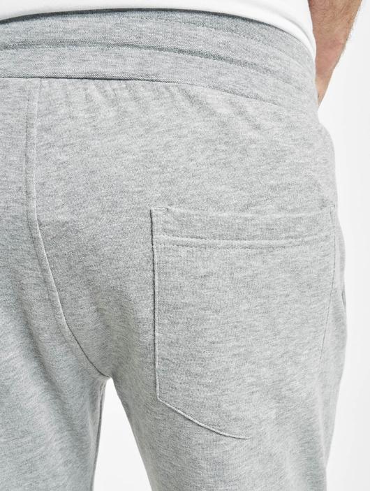 Urban Classics Light Turnup Sweat Shorts Grey image number 4