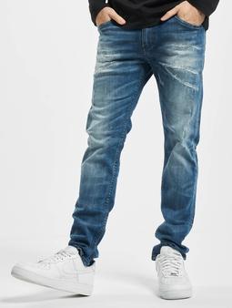 Diesel Thommer  Straight Fit Jeans blå