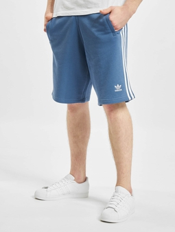 Adidas Originals 3-Stripe Shorts Crew Blue
