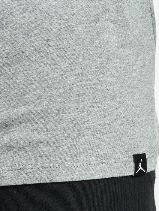 Jordan Sportswear Jumpman Air Embroidered T-Shirt White/Black image number 4