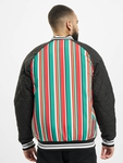 Southpole Stripe College College Jackets image number 1