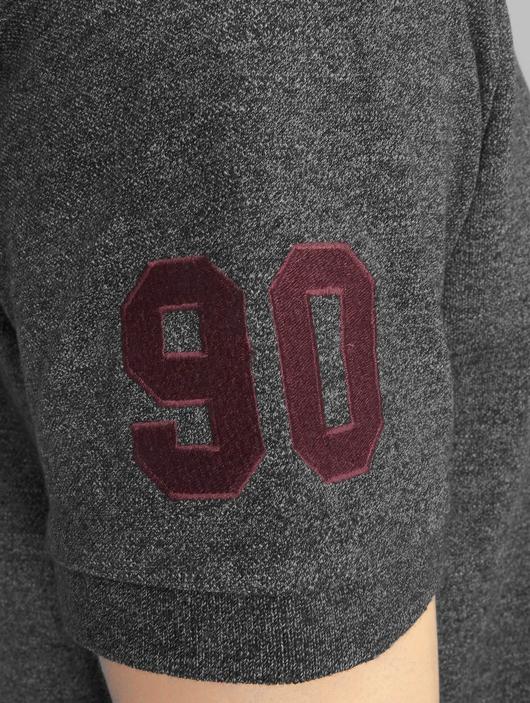 Jack & Jones jjeJeans Polo Shirt Black image number 5