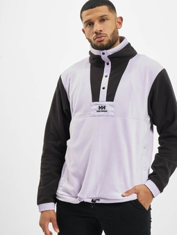 Helly Hansen Snap BTN Fleece Sweatshirt Lilatech