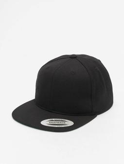 Flexfit Classic Snapback Caps svart