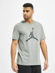 Nike Jumpman SS Crew Sweatshirt White/Black image number 0