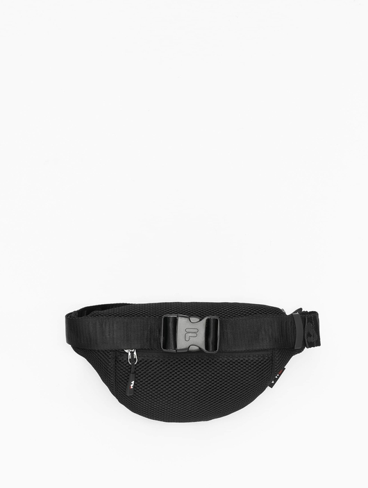 Fila Urban Line Slim Mesh Waist Bag Black image number 2