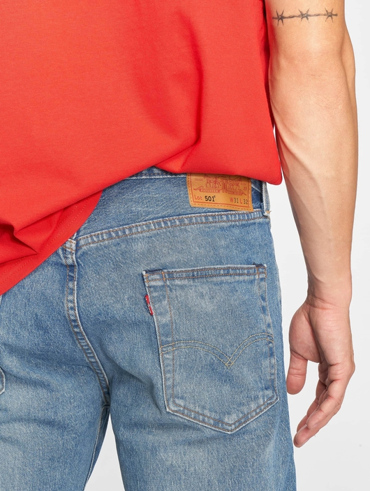 Levi's® 501  Straight Fit Jeans image number 2