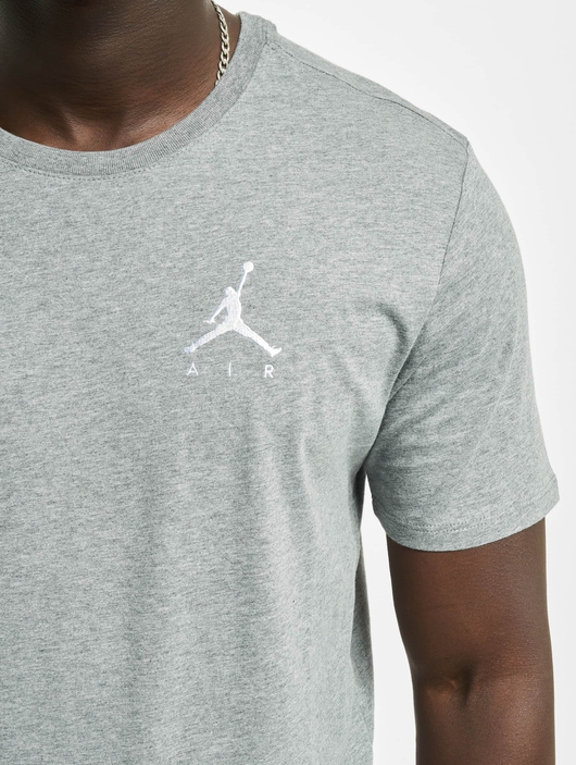 Jordan Sportswear Jumpman Air Embroidered T-Shirt White/Black image number 3