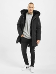 Sixth June Polycotton Parka Black image number 8