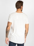 Jack & Jones jjeBas Shortsleeve U-Neck Noos T-Shirt Blue Heaven image number 2
