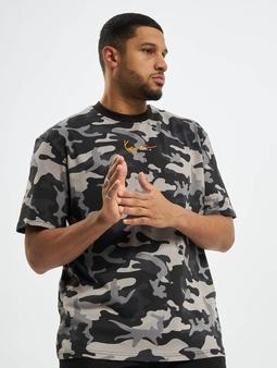 Karl Kani Kk Small Signature Camo T-Shirt