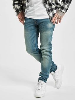 Redefined Rebel Rrstockholm Skinny Jeans Dusty Blue