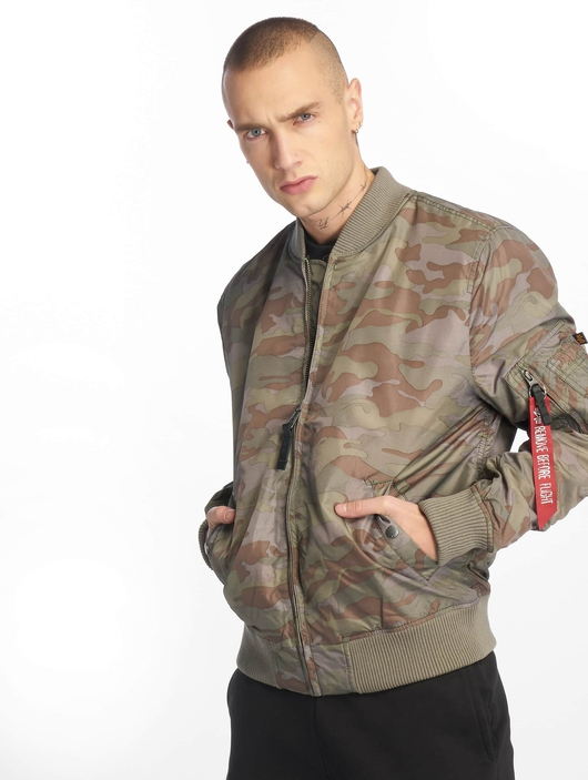 Alpha Industries  Bomber jackets image number 0