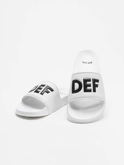 DEF Defillten Sandals white