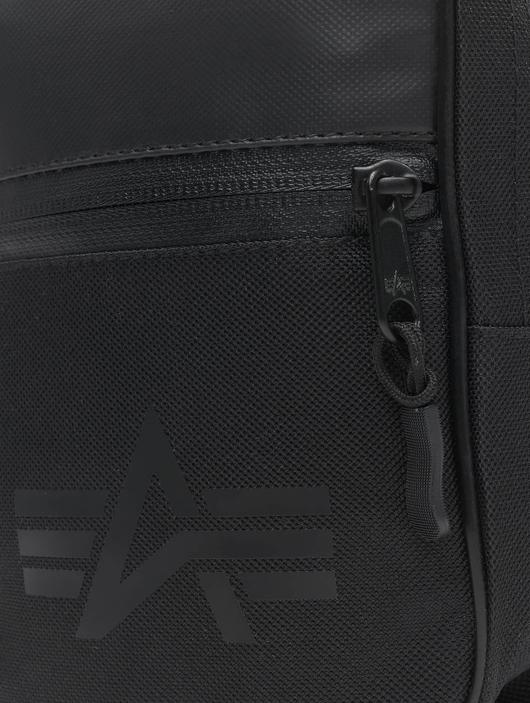 Alpha Industries Big Utility Bag Black image number 4