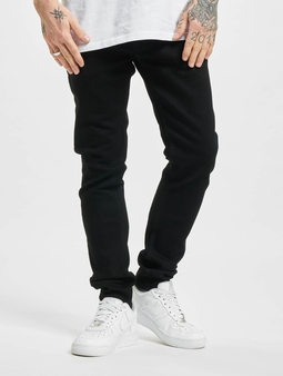2Y Straight Fit Jeans Black