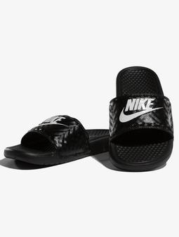 Nike Benassi JDI Sneakers Sunset Pulse/Teal Nebula/White