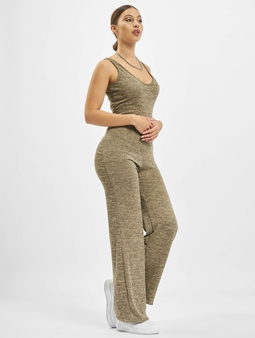 Missguided Strappy Relaxed Flare Leg Jumpsuit