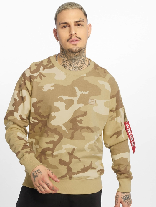 Alpha Industries X-Fit Pullover image number 2