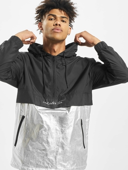 Mister Tee Reflective Windbreaker