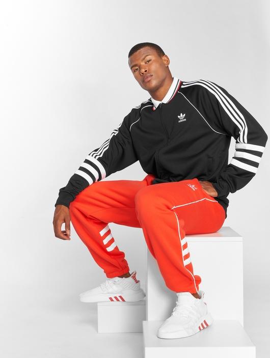 Adidas Originals Auth Tt Transition Jacket Black image number 3