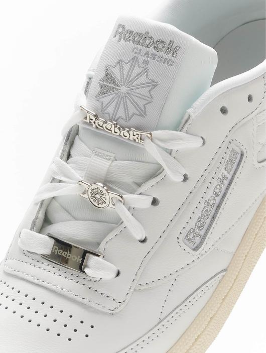 Reebok Club C 85 Sneakers White/Silvern Met./Pure Grey 3 image number 6