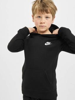 Nike Club Fleece Hoodie Carbon Heather