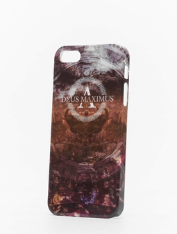 Deus Maximus Bataille IPhone Case