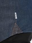 Only & Sons onsAsk Shirt Dark Blue Denim image number 3