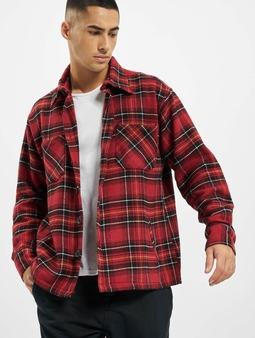Pegador Pgdr Flato Heavy Flannel Shirt Lava